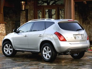 2006 nissan murano pricing ratings reviews kelley. Black Bedroom Furniture Sets. Home Design Ideas