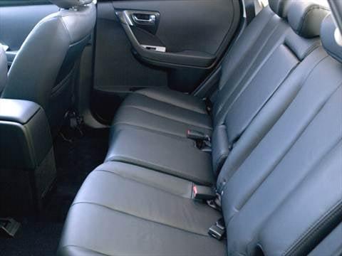 2006 Nissan Murano Exterior 2006 Nissan Murano Interior ...