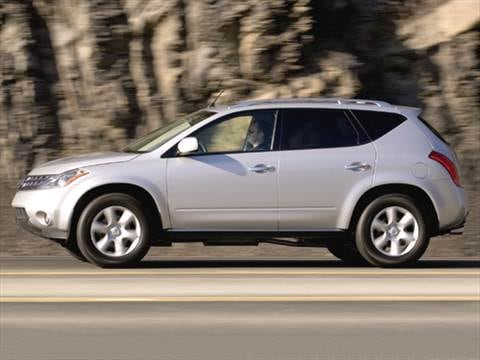 2006 nissan murano se sport utility 4d pictures and videos. Black Bedroom Furniture Sets. Home Design Ideas