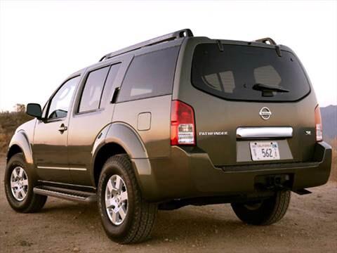 ... 2006 Nissan Pathfinder Exterior ...