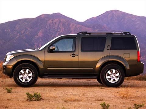 ... 2006 Nissan Pathfinder Exterior