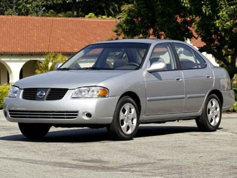 2006 nissan sentra pricing ratings reviews kelley. Black Bedroom Furniture Sets. Home Design Ideas