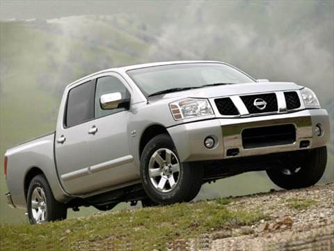 2006 Nissan Titan Crew Cab XE Pickup 4D 5 1/2 ft  photo