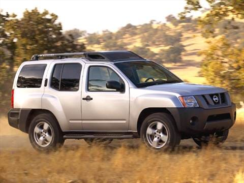 2006 nissan xterra pricing ratings reviews kelley. Black Bedroom Furniture Sets. Home Design Ideas
