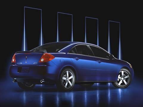 Blue Book Value Of A 2007 Pontiac G6