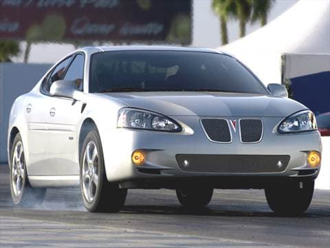 2006 Pontiac Grand Prix Pricing Ratings Amp Reviews
