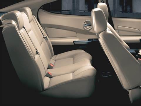 2006 pontiac grand prix Interior