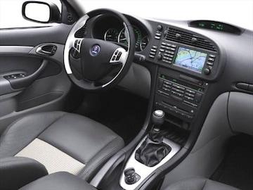 2006 Saab 9 3 Interior