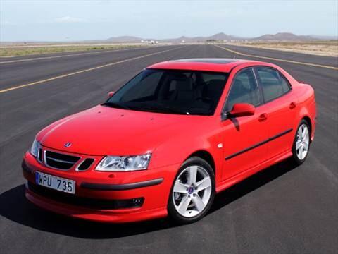 2006 Saab 9 3