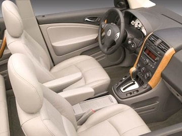 2006 Saturn Vue Interior