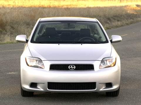 2006 scion tc Exterior