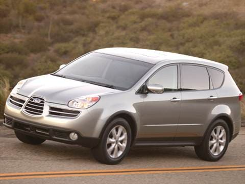 2006 Subaru B9 Tribeca Pricing Ratings Reviews Kelley Blue Book