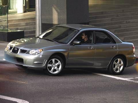 2006 Subaru Impreza Pricing Ratings Amp Reviews Kelley