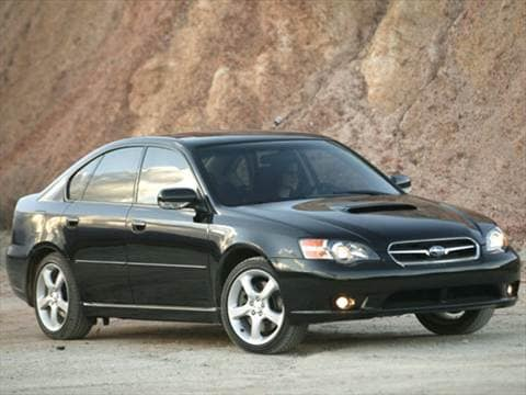 2006 subaru legacy pricing ratings reviews kelley blue book. Black Bedroom Furniture Sets. Home Design Ideas