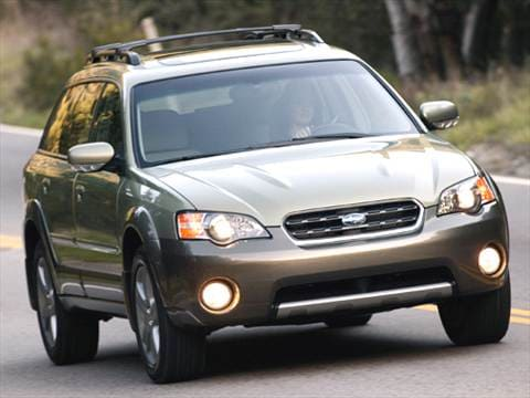 2006 subaru outback 3 0 r ll bean edition wagon 4d. Black Bedroom Furniture Sets. Home Design Ideas