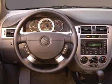 2006 Suzuki Forenza Interior