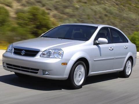 Used  Suzuki Forenza Review