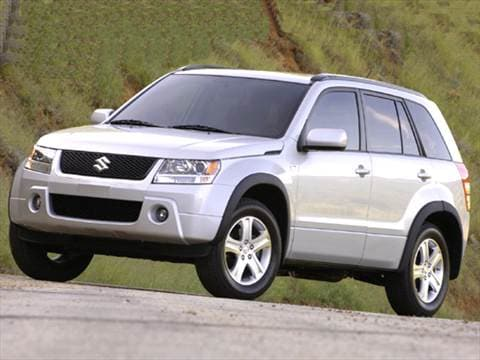 2006 Suzuki Grand Vitara XSport SUV 4D  photo