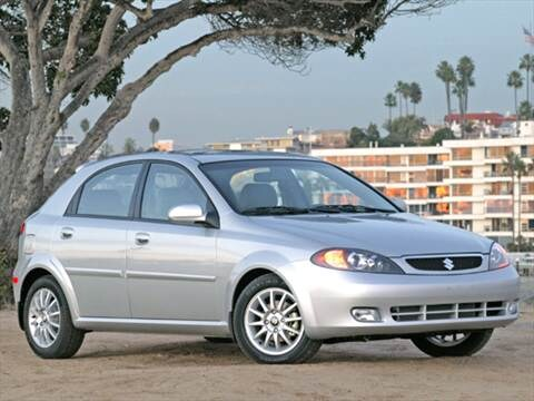 2006 Suzuki Reno Pricing Ratings Reviews Kelley Blue Book