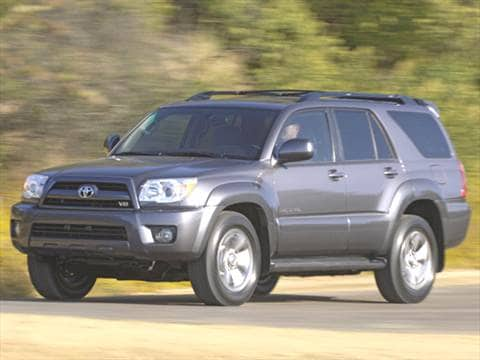 2006 Toyota 4runner Pricing Ratings Reviews Kelley Blue Book