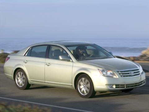 2006 toyota avalon pricing ratings reviews kelley. Black Bedroom Furniture Sets. Home Design Ideas