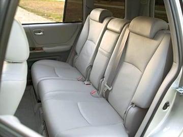 2006 Toyota Highlander Interior