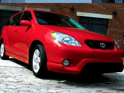 2006 Toyota Matrix | Pricing, Ratings & Reviews | Kelley Blue Book