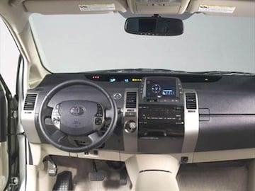 2006 Toyota Prius Interior