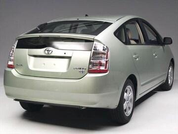 2006 Toyota Prius Exterior