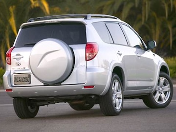 2006 toyota rav4 pricing ratings reviews kelley blue book. Black Bedroom Furniture Sets. Home Design Ideas