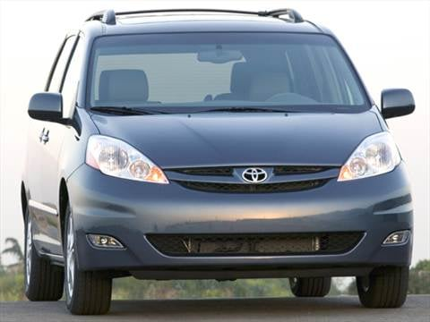2006 Toyota Sienna XLE Limited Minivan 4D Pictures and Videos