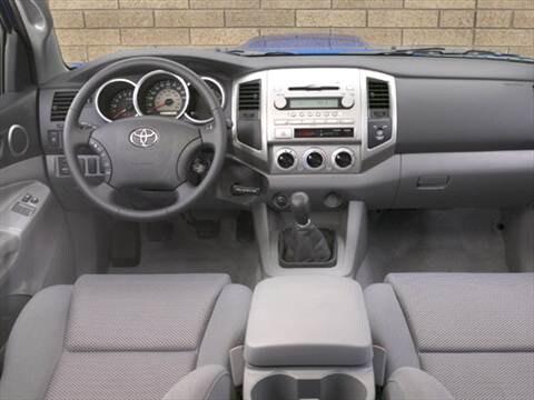 Amazing ... 2006 Toyota Tacoma Access Cab Interior