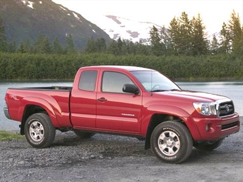 2006 toyota tacoma access cab pricing ratings reviews. Black Bedroom Furniture Sets. Home Design Ideas