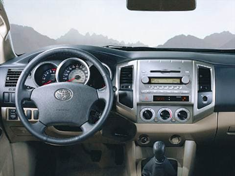 2006 toyota tacoma regular cab Interior