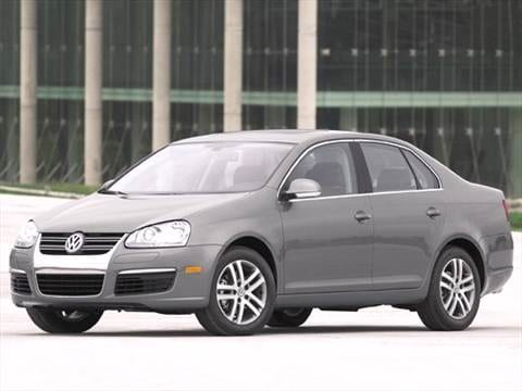 2006 Volkswagen Jetta 2.5 Sedan 4D  photo