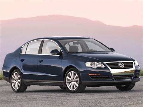 2006 Volkswagen Passat Pricing Ratings Amp Reviews
