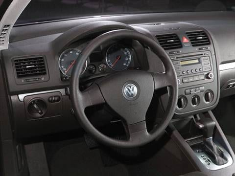2006 volkswagen rabbit Interior