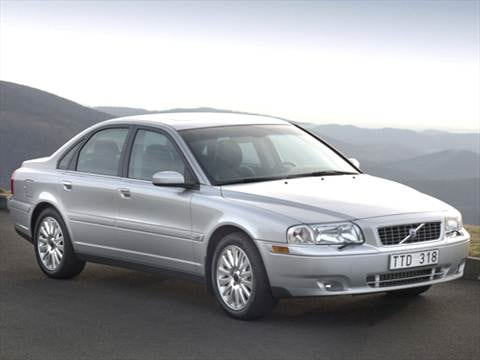 2006 Volvo S80 | Pricing, Ratings & Reviews | Kelley Blue Book