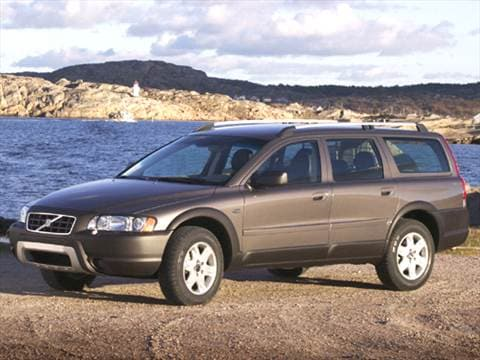 2006 Volvo XC70 2.5T Wagon 4D  photo