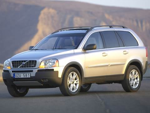 2006 Volvo Xc90 Pricing Ratings Amp Reviews Kelley Blue