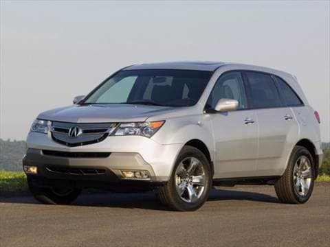 Acura MDX Pricing Ratings Reviews Kelley Blue Book - Acura suv used