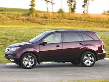 Acura MDX Pricing Ratings Reviews Kelley Blue Book - Acura mdx 2007 price