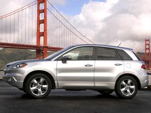 2007 acura rdx pricing ratings reviews kelley blue book rh kbb com 2007 Acura RDX White 2007 acura rdx manual transmission