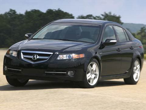 2007 acura tl pricing ratings reviews kelley blue book. Black Bedroom Furniture Sets. Home Design Ideas