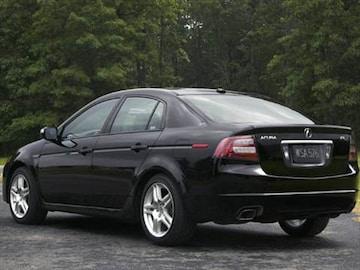 2007 Acura TL | Pricing, Ratings & Reviews | Kelley Blue Book