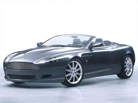2007 Aston Martin Db9 Pricing Ratings Reviews Kelley Blue Book