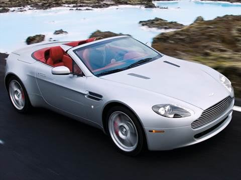Aston Martin Vantage Pricing Ratings Reviews Kelley Blue - 2007 aston martin v8 vantage