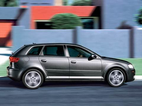 2007 Audi A3 Pricing Ratings Reviews Kelley Blue Book