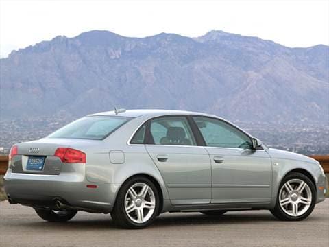 2007 Audi A4 | Pricing, Ratings & Reviews | Kelley Blue Book