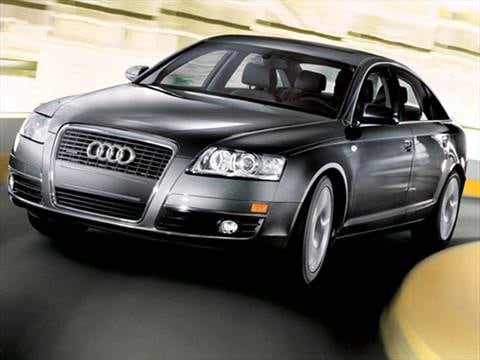 2007 Audi A6 | Pricing, Ratings & Reviews | Kelley Blue Book Exterior House Designs Retainin E A on